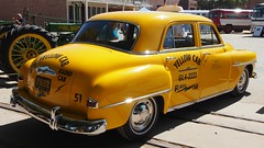 1951 Plymouth Taxicab '3P 86 826' 5 (Jack Snell - Thanks for over 21 Million Views) Tags: old wallpaper classic wall vintage paper day weekend antique labor over plymouth historic celebration americana oldtimer sacramento veteran 86 taxicab 1951 3p 826 jacksnell707 jacksnell