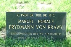 140817_Zentralfriedhof_156 (weisserstier) Tags: vienna wien celebrity cemetery grave grab zentralfriedhof prominenter experte marcelprawy