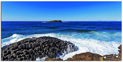 View From Fingal Heads (Brett Huch Photography) Tags: ocean sea seascape beach nature water waves seascapes australia nsw aussie cookisland fingalheads wavesbreaking