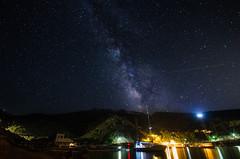 greece-35.jpg (Wiesingerin1) Tags: night stars boats bay greece nightsky yachts hydra mandraki milkyway wiesingerin1