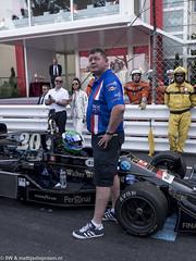 2014 Monaco GP Historique: Williams FW05 (8w6thgear) Tags: wolf williams f1 monaco grandprix formula1 paulsmith cosworth historique 2014 fw05 hesketh startinggrid 308d monacogphistorique
