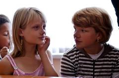 Как православная молодежь помогала детям-переселенцам