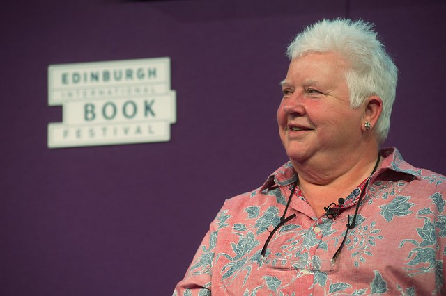 Val McDermid charms the Book Festival audience