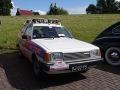BJ-02-TS Mazda 323 Van 1984 (929V6) Tags: fa bj02ts