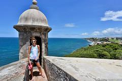 20140830 5DIII Puerto Rico 76 (James Scott S) Tags: ocean old travel vacation castle tourism canon scott puerto james san day juan puertorico fort weekend getaway labor s tourist atlantic rico sanjuan gps geotag ef 1740 5diii