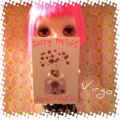 """Happy Birthday Virgo {BaD 9/26/14} """"Virgo"""""""