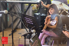 IMG_6069 (contemporarymusicschool) Tags: music musicians children drums keyboard singing teclado bass livemusic musi