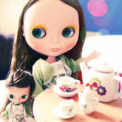 Tea For Two in the sunshine~