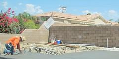 September 10, 2014 (13) (gaymay) Tags: california gay orange love hat happy desert palmsprings cement worker triad rainbowgame