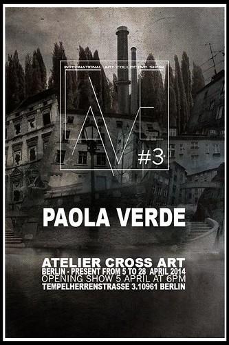 Atelier CROSS ART Berlin - LA CAVE #3(1)