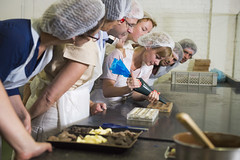 Chocolate Workshop (VISITFLANDERS) Tags: belgium chocolate workshop gastronomy flanders eatingdrinking belgianchocolate chocolateworkshop visitflanders