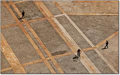 Vision... (rogilde - roberto la forgia) Tags: canon milano ombre persone vision duomo percorsi tracce visione sentieri rogilde elitegalleryaoi robertolaforgia