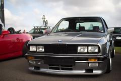 E30 (NeilllP) Tags: show uk car scene players slammed stance players80