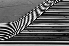 Steel with style B&W (sandroraffini) Tags: street new light shadow urban abstract lines architecture design furniture steel details curves surreal chrome bologna reality minimalism benches fragments bitchesbrew yabbadabbadoo topographics blackwhitephotos dizajnersi