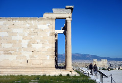 East porch, the Erechtheion