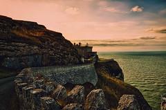 Wonderful North-Wales (dannicamra) Tags: greatbritain sea england sky nature water wales landscape coast nikon meer landschaft kste d5100