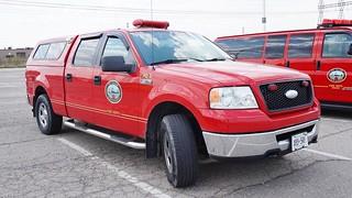 St. Clair Township Fire Department Car 3