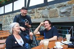 Observe smiling - Molly+David Horton + Monty(Michael)May (RadarO´Reilly) Tags: street germany deutschland streetphotography nrw iserlohn strase barendorf strasenfotografie observecollective observeweekendiserlohn