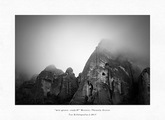 mist giants - study #7 (Teo Kefalopoulos - Art Photography) Tags: meteora