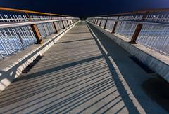 Lines Lines and More Lines (waterfallout) Tags: bridge bridges abstract hamilton hamiltonontario ontario canada night twilight lines shape