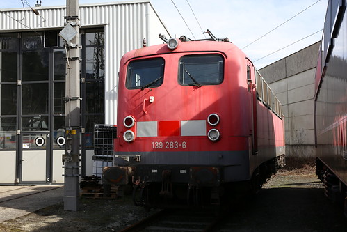 Lokomotion 139 283-6 Lokwerkstatt Kufstein