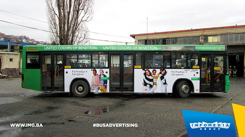 Info Media Group - Benetton, BUS Outdoor Advertising, 03-2017 (3)