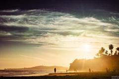 butterfly beach, montecito, ca (AdrienneCredoPhotography) Tags: nikon d3200 nikond3200 summer water nature santabarbara montecito california westcoast sunset beach sky