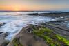 La Jolla Sunset (gatorlink) Tags: canonef1635mmf4lisusm canon6d sunset lajolla tidepools beach pacific ocean rocks leefilters graduatedneutraldensity circularpolarizer