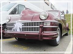 Chrysler New Yorker, 1948 (v8dub) Tags: chrysler new yorker 1948 schweiz suisse switzerland fribourg freiburg otm american pkw voiture car wagen worldcars auto automobile automotive old oldtimer oldcar klassik classic collector