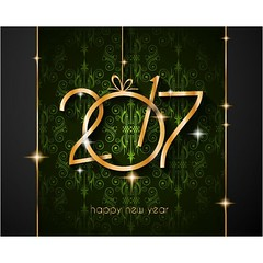 free vector Happy new Year 2017 Background (cgvector) Tags: 2016 2017 2018 2019 arrow background beautiful black card celebrate celebration christmas circle classic clipart clock countdown day decoration eve feliz firework fireworks five flare frame gold golden greeting happy happynewyear hapy holiday hour illustration light magic midnight minute new newyear night number old shiny stars text time twelve vector waiting wallpaper wish year