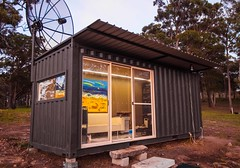 Studio (Highranger) Tags: studio shippingcontainer modified highranger jonathanberry