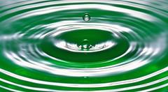 Into whirlpool (CU TEO MD) Tags: macro105mm macro macrodreams macrophotography water fallingwater waterdrop green ngc nikon soe twop artofimages simplysuperb d500