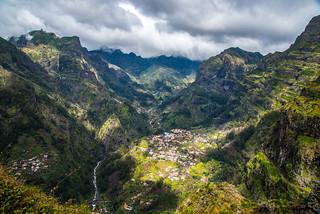 Madeira - Curral das Freias