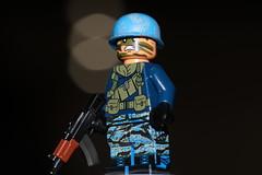Blue Tiger (lego slayer) Tags: blue tiger weird vietnam minifigco citizen brick brickarms misprint mania