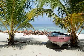 Omadhoo / އޮމަދޫ (Maldives) - Boat