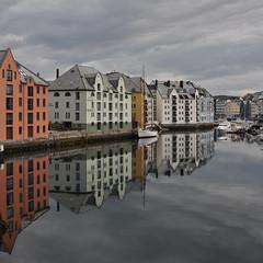 Norway - Alesund - Brosundet