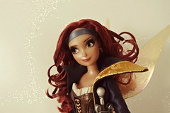 pirate fairy (girl enchanted) Tags: zarinadoll disney ds disneystore le limitededition peterpan
