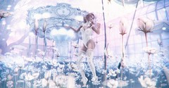 Dance like no one's watching (Narcisse Constantine (in world)) Tags: furillenredux whimsical dancelikenooneswatching