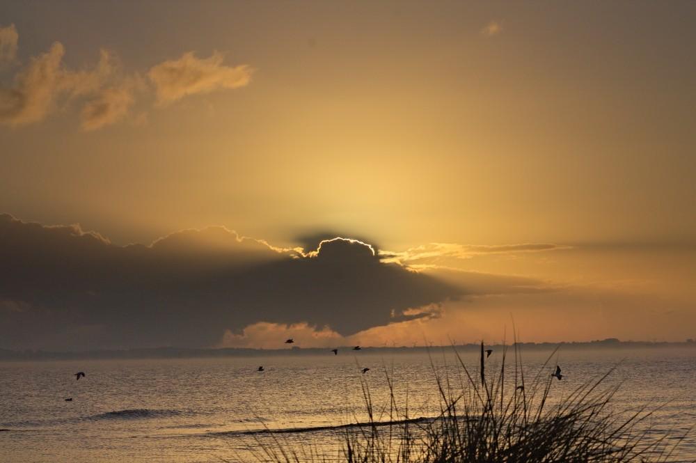Sonnenaufgang 16.09.2015