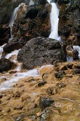 Gordale Waterfall (alan.dphotos) Tags: gordale scar waterfall water rock rocks limestone gorge malham
