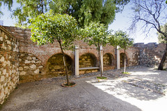 Alcazaba of Malaga II (rschnaible) Tags: alcazaba malaga outdoor sightseeing fort fortress hisotry historic tour tourist span europe building architecture