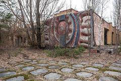 Les rues De Pripyat (UrbexGround) Tags: urbex urban exploration lost abandoned city pripiat street decay urbexground pripyat