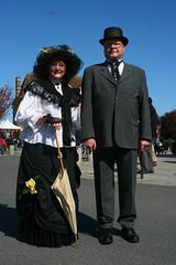 IMG_3648 (leroux.maximilien62) Tags: france normandie normandy calvados ouistreham carnaval chapeau hut hat parapluie umbrella regenschirm carnival karneval