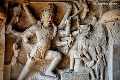 Ellora (15) (travelling slacker) Tags: history archaeology maharashtra aurangabad elloracaves
