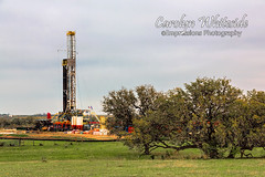 Oil Drilling Rig 1