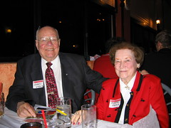 Dorothy Frels at 2004 Founders Day Dinner