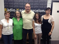 Rosa Balaguer (Prot. Dana), Dolors Llagostera i Nicole Varón (A.A. als Animals Maria Adam)