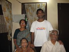 IMG_1386 (suryaprakash_100) Tags: november 26 ammachi thatha 2011