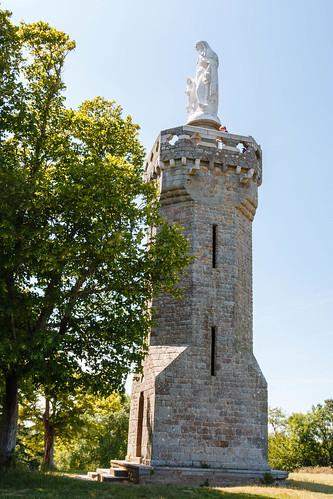Notre-Dame de l'Espérance au sommet du Mont-Dol