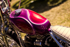 Tank from heaven (blownphotographer) Tags: show party 6 lake vintage born freedom chopper 60s free harley event triumph 70s vans van custom davidson irvine choppers 2014 vandolero vandoleros bornfree6 bornfee